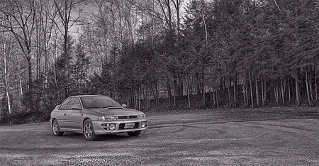 HDR 1999 2.5RS in NH