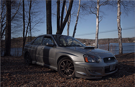 HDR VF34 WRX still in NH