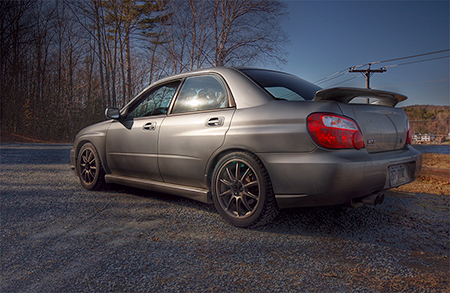 HDR 2005 WRX in NH